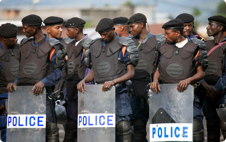 Police Nationale Congolaise